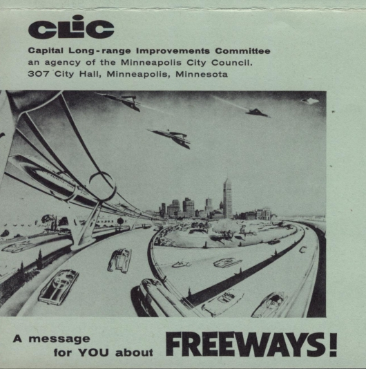 A MESSAGE FOR YOU ABOUT FREEWAYS